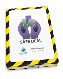 Safe Deal Playing Cards