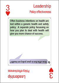 Healthy Deal card