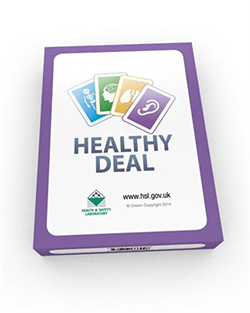 Healthy Deal Playing Cards