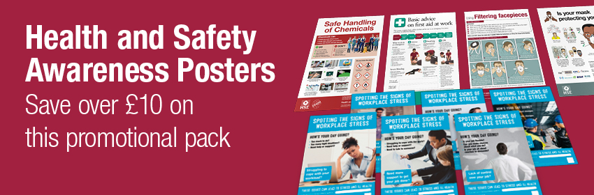 Health and Safety awareness posters