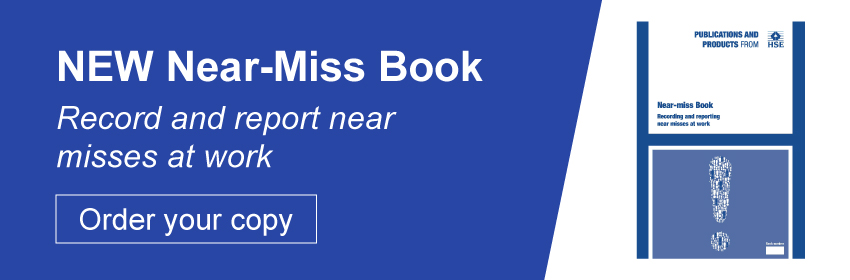 New Near Miss book now available to order