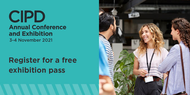 CIPD Annual Conference and Exhibition 3-4 November 2021