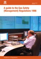 L80 A Guide to the Gas Safety (Management) Regulations 1996 1996 Guidance on Regulations