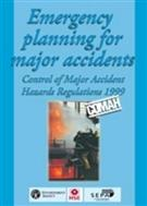 Emergency Planning For Major Accidents, HSG191 - Front