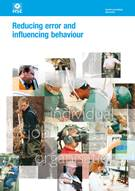 Reducing Error And Influencing Behaviour, HSG48 - Front