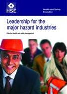 INDG277 Leadership for the Major Hazard Industries: Effective Health and Safety Management pack of 15
