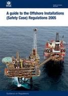 A Guide To The Offshore Installations (Safety Case) Regulations 2005, L30 - Front