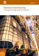 HSG71 Chemical Warehousing The Storage of Packaged Dangerous Substances 4th Edition 2009 - Front