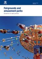 Fairgrounds And Amusement Parks, HSG175 - Front