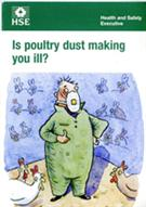 INDG 426 Is Poultry Dust Making You Ill? 2009 (pack of 25)