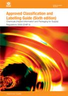 L131 Approved Classification and Labelling Guide (Sixth edition) Chemicals (Hazard Information and Packaging for Supply) Regulations 2009 (CHIP 4) Approved Guide