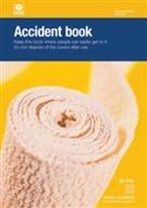 Accident book BI 510: Second edition - Front