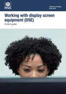 Working With Display Screen Equipment (DSE), INDG36(rev4) - Front