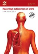 INDG 136 Working with substances hazardous to health: A brief guide to COSHH 2012