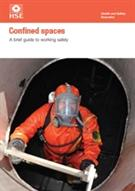 Confined Spaces, INDG258 - Front