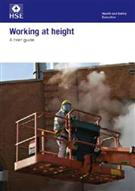 INDG401 Working at Height: A Brief Guide pack of 5