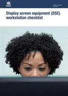 Display Screen Equipment (DSE) Workstation Checklist (pack of 5), CK1