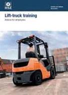 INDG 462 Lift-truck Training: Advice For Employers (pack of 10)