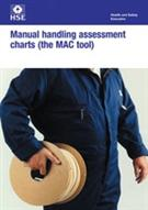 INDG383 Manual Handling Assessment Charts (the MAC tool) pack of 5
