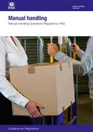 Manual Handling. Manual Handling Operations Regulations 1992, L23 - Front