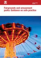 Fairgrounds and Amusement Parks: Guidance on Safe Practice, HSG175 - Front