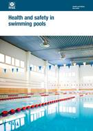 Health and Safety in Swimming Pools, HSG179 - Front