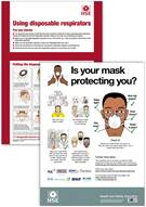 The Protective Mask Poster Pack - Front