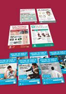 Health and Safety Awareness Posters (10 Pack) - Front