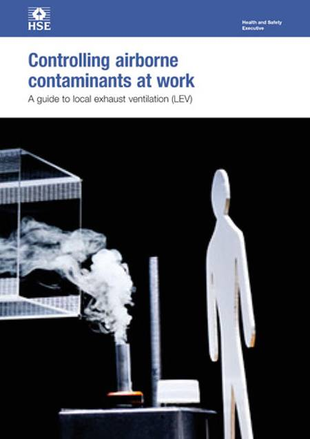 Controlling Airborne Contaminants At Work A Guide To
